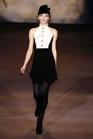 Temperley Fall 2007 Ready&#45&#x3B;to&#45&#x3B;wear Collections &#45&#x3B; 001
