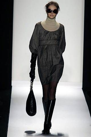 Badgley Mischka Fall 2007 Ready-to-wear Collections - 001