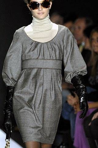 Badgley Mischka Fall 2007 Ready-to-wear Detail - 001