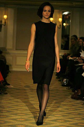 Barbara Tfank Fall 2007 Ready-to-wear Collections - 001