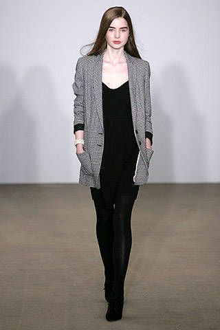 Cynthia Steffe Fall 2007 Ready-to-wear Collections - 001