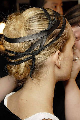 Derek Lam Fall 2007 Ready-to-wear Backstage - 001