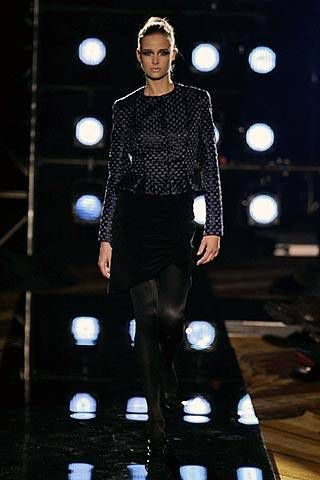 Douglas Hannant Fall 2007 Ready-to-wear Collections - 001