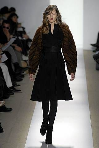 J. Mendel Fall 2007 Ready-to-wear Collections - 001