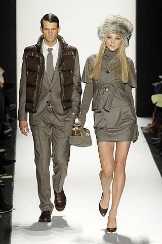 Michael Kors Fall 2007 Ready-to-wear Collections - 001