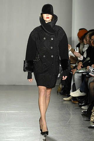 Proenza Schouler Fall 2007 Ready-to-wear Collections - 001
