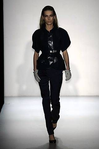Richard Chai Fall 2007 Ready-to-wear Collections - 001
