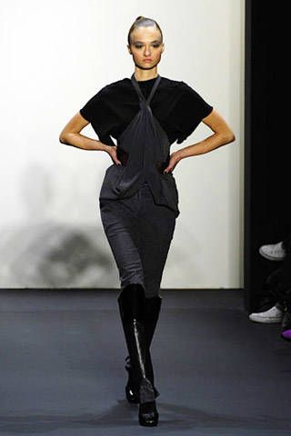 Toni Maticevski Fall 2007 Ready-to-wear Collections - 001