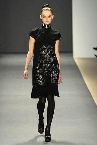 Vivienne Tam Fall 2007 Ready-to-wear Collections - 001