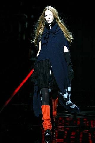 Y-3 Fall 2007 Ready-to-wear Collections - 001
