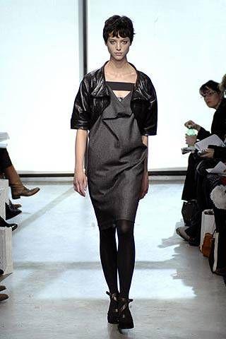 Zero + Maria Cornejo Fall 2007 Ready-to-wear Collections - 001