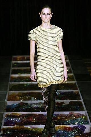 Cynthia Rowley Fall 2007 Ready-to-wear Collections - 001
