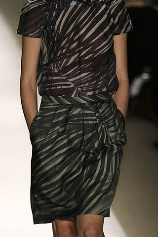 Peter Som Fall 2007 Ready-to-wear Detail - 001
