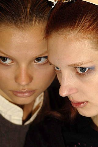 Richard Chai Fall 2007 Ready-to-wear Backstage - 001