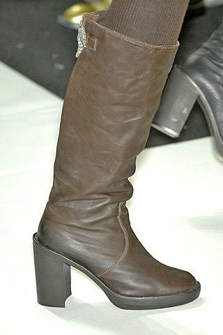 Vera Wang Fall 2007 Ready-to-wear Detail - 001