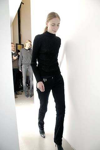 Calvin Klein Fall 2007 Ready&#45&#x3B;to&#45&#x3B;wear Backstage &#45&#x3B; 001