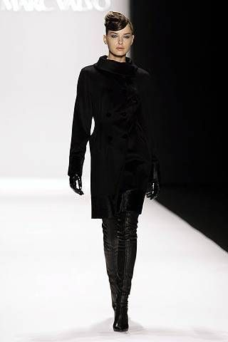 Carmen Marc Valvo Fall 2007 Ready-to-wear Collections - 001