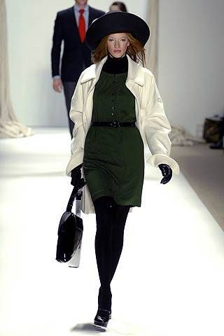 Charles Nolan Fall 2007 Ready-to-wear Collections - 001