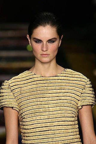 Cynthia Rowley Fall 2007 Ready-to-wear Detail - 001
