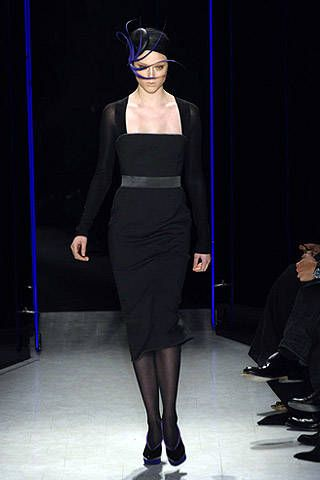 Donna Karan Fall 2007 Ready-to-wear Collections - 001