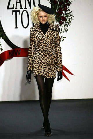 Zang Toi Fall 2007 Ready-to-wear Collections - 001