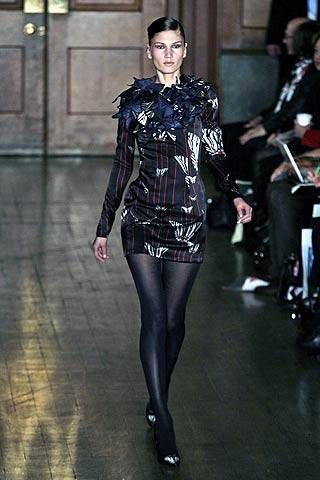 Erdem Fall 2007 Ready-to-wear Collections - 001
