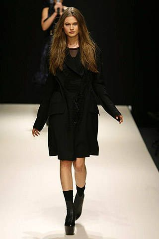 John Rocha Fall 2007 Ready-to-wear Collections - 001