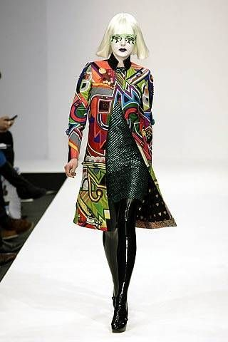 Manish Arora Fall 2007 Ready-to-wear Collections - 001