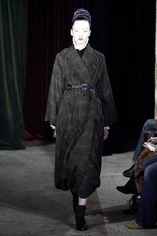 Peter Jensen Fall 2007 Ready-to-wear Collections - 001