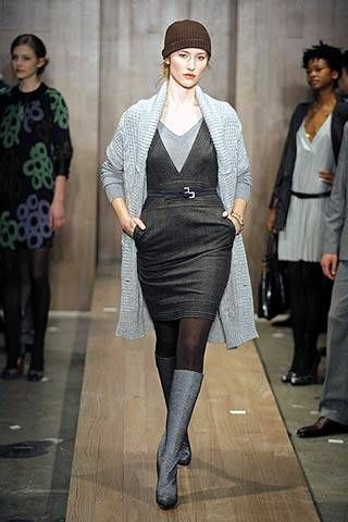 Adam Lippes Fall 2007 Ready-to-wear Collections - 001