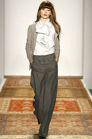 Chaiken Fall 2007 Ready-to-wear Collections - 001