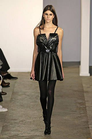 Christopher Kane Fall 2007 Ready-to-wear Collections - 001