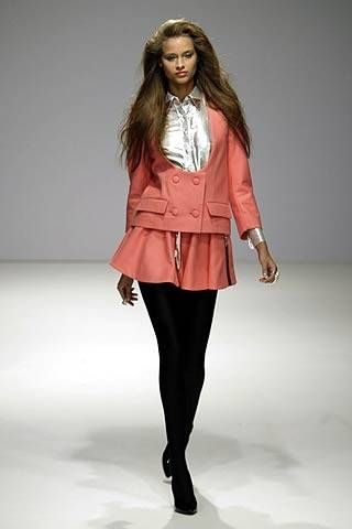 Danielle Scutt Fall 2007 Ready-to-wear Collections - 001