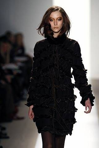 Dennis Bosso Fall 2007 Ready-to-wear Collections - 001