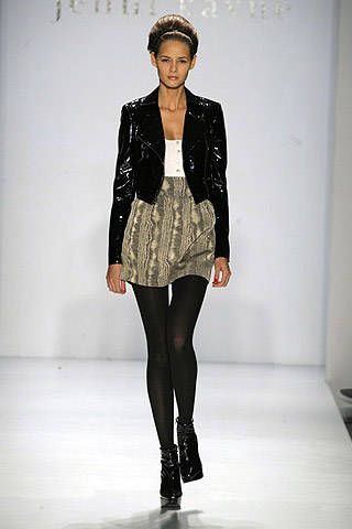 Jenni Kanye Fall 2007 Ready-to-wear Collections - 001
