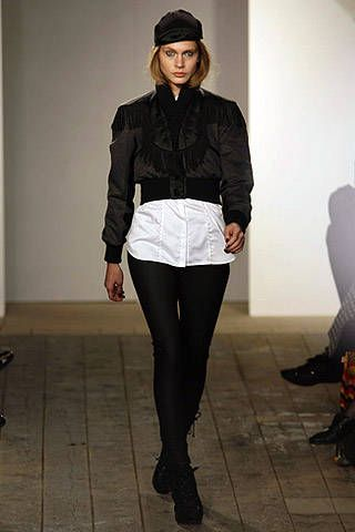 Richard Nicoll Fall 2007 Ready-to-wear Collections - 001