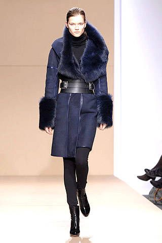 Amanda Wakeley Fall 2007 Ready-to-wear Collections - 001