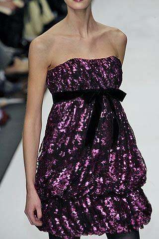 Ben de Lisi Fall 2007 Ready-to-wear Detail - 001