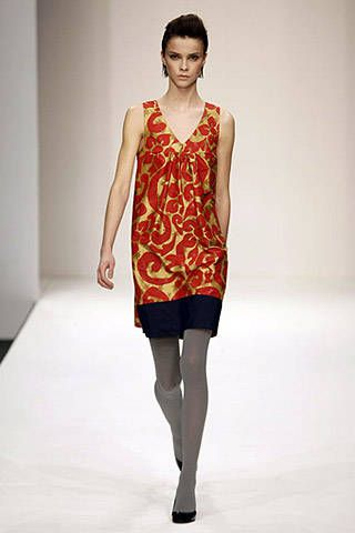 Eley Kishimoto Fall 2007 Ready-to-wear Collections - 001