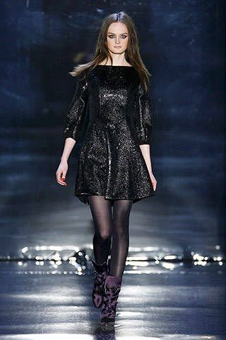Jason Wu Fall 2007 Ready-to-wear Collections - 001