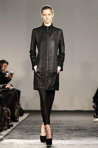 Sinha-Stanic Fall 2007 Ready-to-wear Collections - 001
