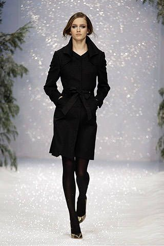 Ashley Isham Fall 2007 Ready-to-wear Collections - 001