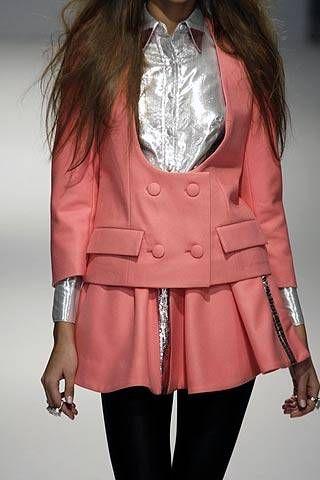 Danielle Scutt Fall 2007 Ready-to-wear Detail - 001