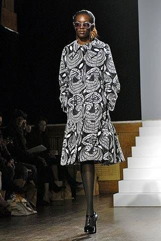 Duro Olowu Fall 2007 Ready-to-wear Collections - 001