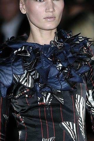 Erdem Fall 2007 Ready-to-wear Detail - 001