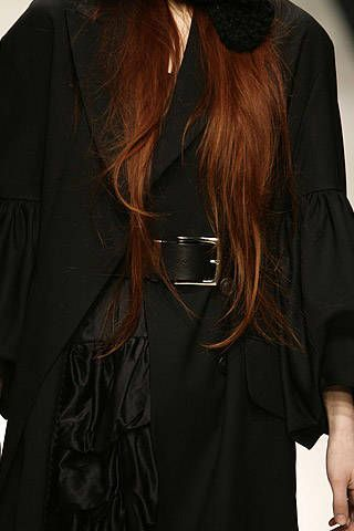 John Rocha Fall 2007 Ready-to-wear Detail - 001