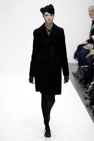 Margaret Howell Fall 2007 Ready&#45&#x3B;to&#45&#x3B;wear Collections &#45&#x3B; 001