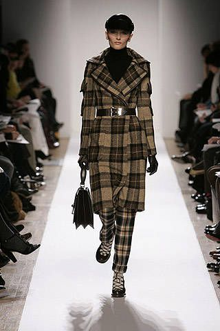 Anne Klein Fall 2007 Ready-to-wear Collections - 001