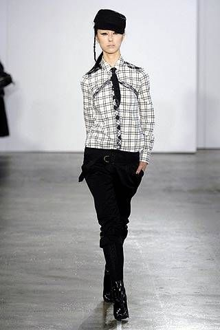 Berardi Fall 2007 Ready&#45&#x3B;to&#45&#x3B;wear Collections &#45&#x3B; 001