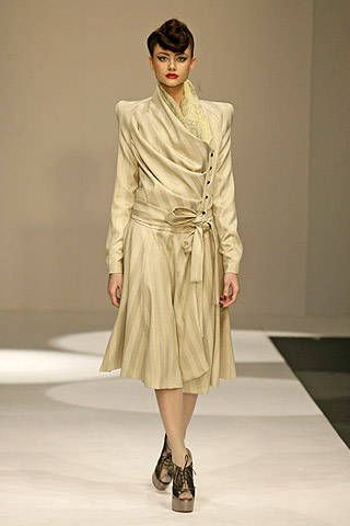 Gavin Douglas Fall 2007 Ready-to-wear Collections - 001
